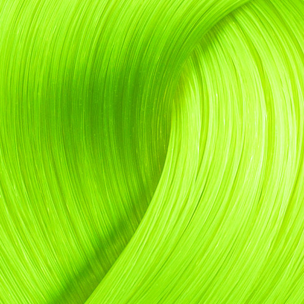 Colorme Lime Temporary Hair Color swatch